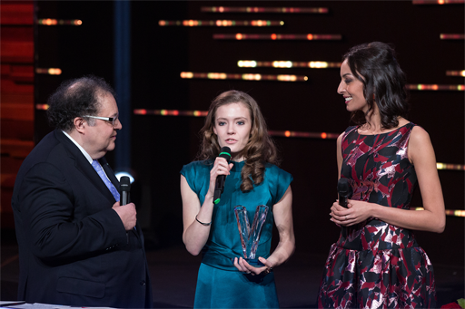 Adélaïde Ferrière désignée Révélation Soliste Instrumental aux Victoires de la Musique Classique 2017