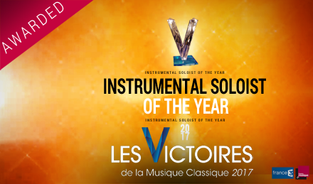 Instrumental Soloist of the Year 2017