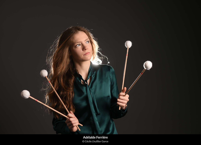 Repousser les possibilités des instruments : entretien avec Adélaïde Ferrière